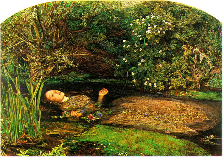 Ophelia S Adornments Blog May 2012: Ophelia Und Die Präraffaeliten