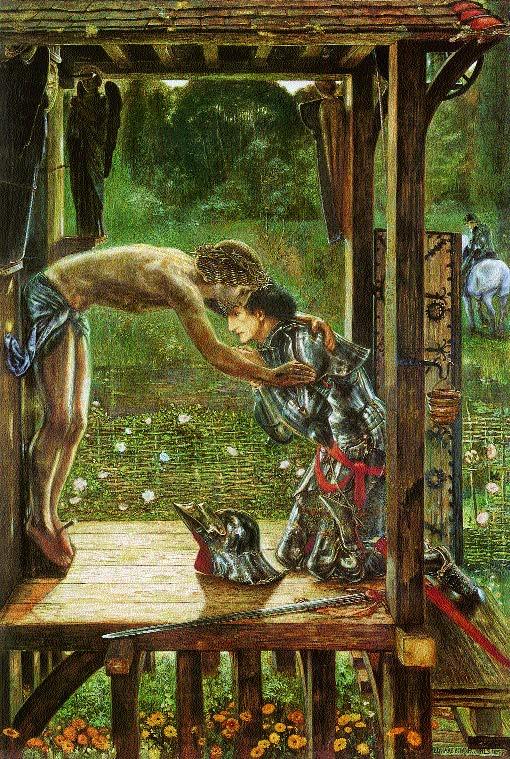burne-jones-merciful-knight
